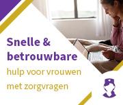 Online ZorgZus Stef Boes Online consult vrouwen door experts