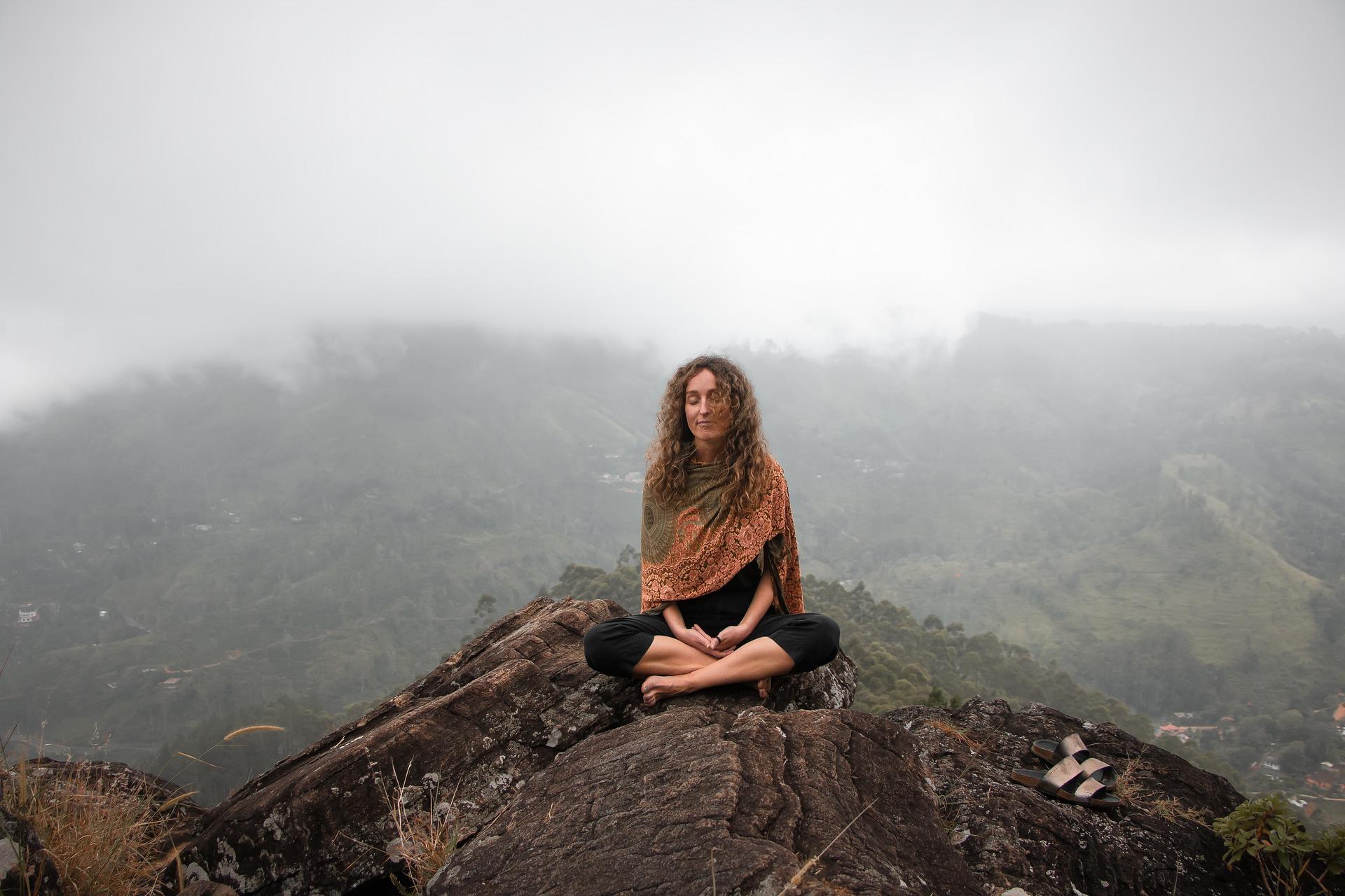 Vermoeidheid en Overgang Photocredits Bhikku Amitha via Pixabay